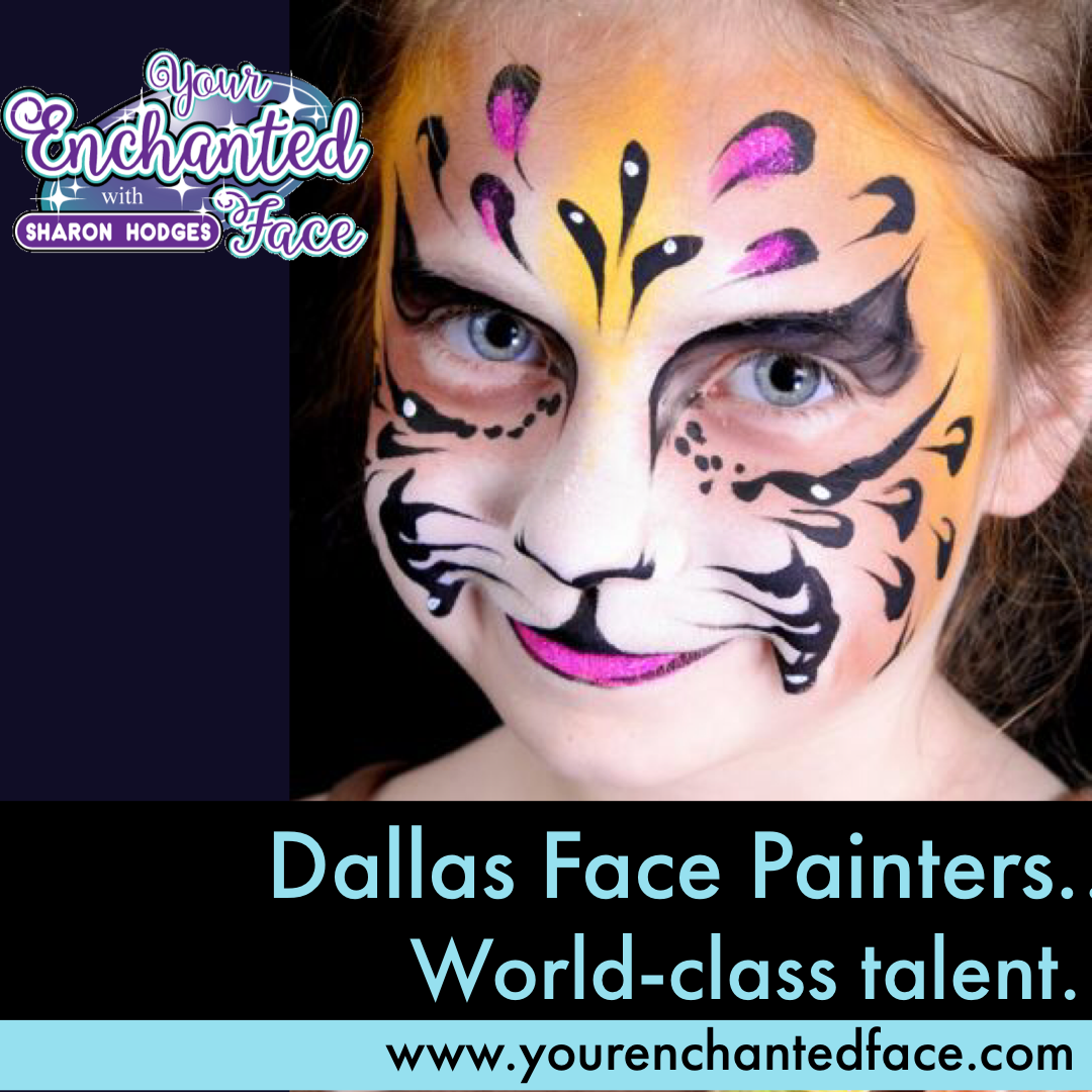 Dallas face painter, dallas face paint, face painter plano, Mckinney face painter, birthday party ideas Dallas, kids birthday Dallas